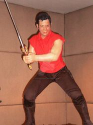 Panday statue by force2reckon