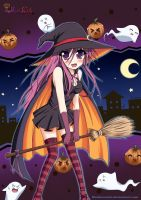 Halloween time~ by MashiroSaito