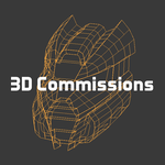 3D Commissions by 0nuku