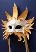 Athena Mask by OakMyth