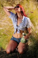 -:Country Girl:- by CarolineSuominen