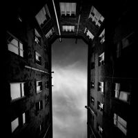 gray life 11 by BelcyrPiotr