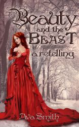 Beauty and the Beast _ Book cover by TheSwanMaideN