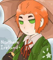[APH] [Northern Ireland's Profile] by wolfifi