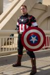 Captain America Cosplay by Vorian by wbmstr