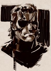 What is Pain? : MGS Art Studio by E-Mann