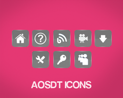AOSDT Icon Submission by azad720