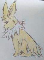 Jolteon by faeore