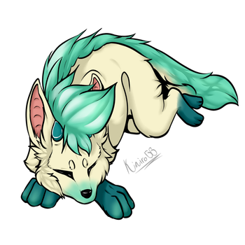 .:AT:. Just let me sleep a bit more by Kinirowolf