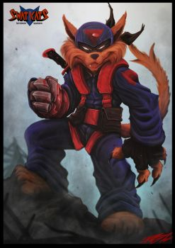 SwatKats Razor by grifth