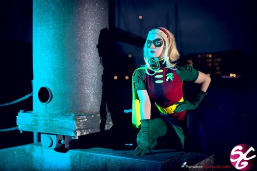 Robin: Stephanie Brown V by Aigue-Marine