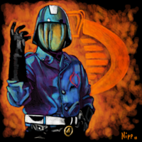 Cobra Commander by Darksun75