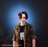 John Connor's smile by Shirak-cosplay