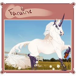 Faraine A271 ---- SOLD by newvoh