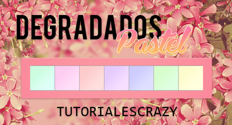 Degradados para photoshop by tutorialescrazy