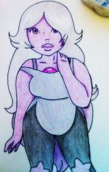 Amethyst - Steven Universe by rum-and-ginger