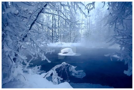 Winter in Finland V by closer-to-heaven
