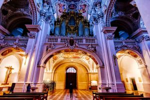 The Baroque Cathedral 4 by calimer00