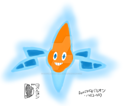 Rotom by DatFMCobalion