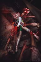 Highschool of the Dead - Saya Takagi IV by Calssara