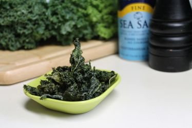 Kale Chips by jujub33ns
