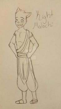 Jedi Knight Malachi by SongOfNanuk13