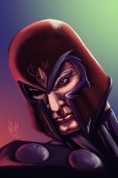 Magneto by LaRhsReBirTh