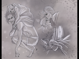 RP sketches by Saltheria