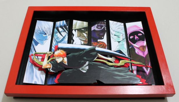 Shadowbox - Bleach by K-bron