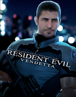 Resident Evil Vendetta - Chris Redfield by FearEffectInferno