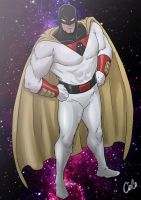 Space Ghost by spriteman1000