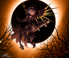 Witch Mercy by Zando-Zennek