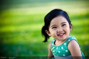 Little Girl 3 by khanhfat