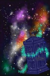 Through Time and Space by Fandom-Clashed