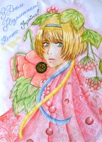 APH: Happy Independence Day by Anila-chan