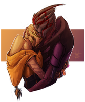 So in love [commission] by drathe