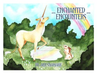 Enchanted Encounters Calendar by AriesNamarie