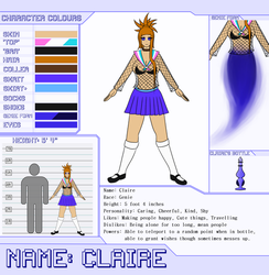 Claire by Ifrit9