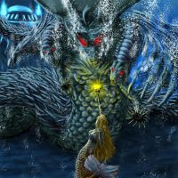 War on the Water by whiteguardian