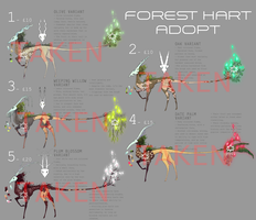 CLOSED Forest Hart Adopt by argonOracle