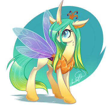 Reformed Chrysalis by JaDeDJynX