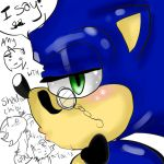 I SAY Sonic by little-x-flower