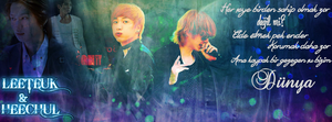 Leeteuk ve Heechul (Super Junior) #01 by mervegk
