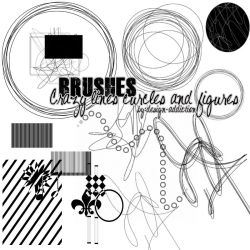 MY FIRST BRUSHES by Design-Addiction