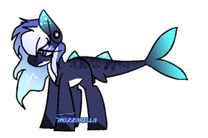 Auction | Sad Shark | Closed by M0ZZARELLA
