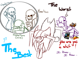 The Best and the Worst by Orez-Suke