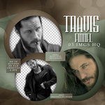 Pack Png 2217 - Travis Fimmel by xbestphotopackseverr