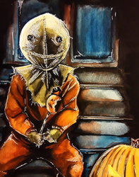 Trick R Treat by Jessica-Gruesome