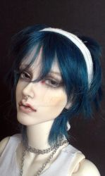 my name is Blue by LaPierle