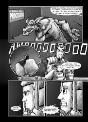The Wolfman of Astrotraz pg13 by Drivaaar